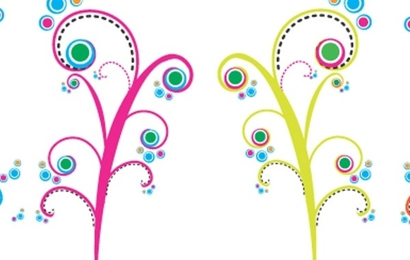 581x368 Swirl Corner Accent Free Vector Download (4,846 Free Vector) For