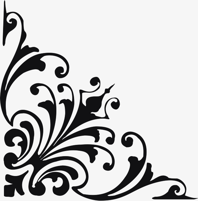 650x659 Lace Corner, Lace Vector, Corner Vector Png And Vector For Free