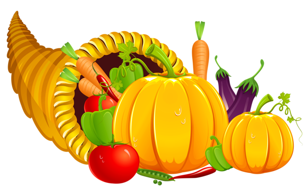 600x368 Collection Of Free Thanksgiving Vector Cornucopia. Download On Ubisafe