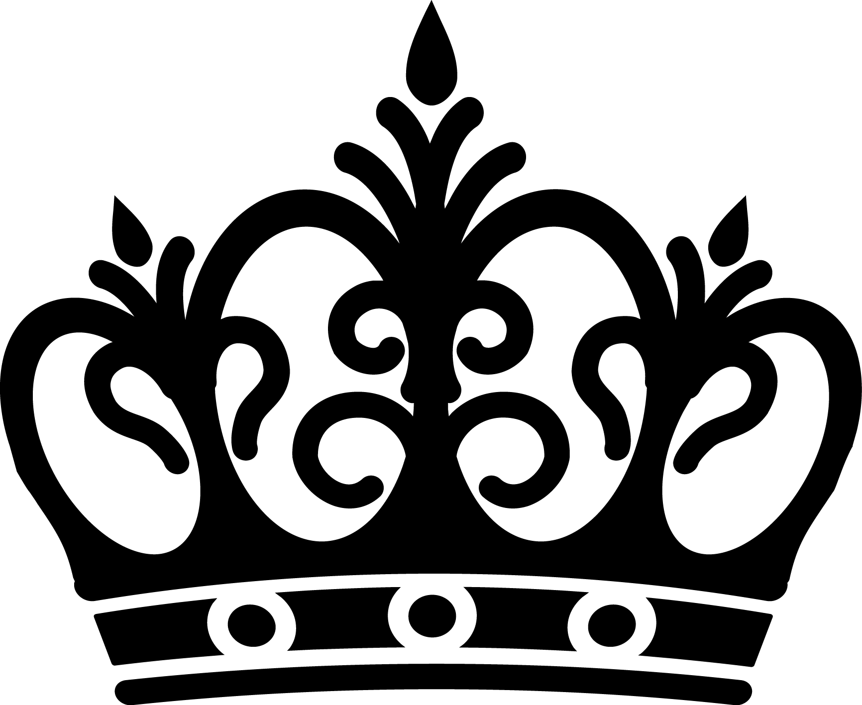 1732x1417 Download Queen Crown Logo Wallpaper Wide