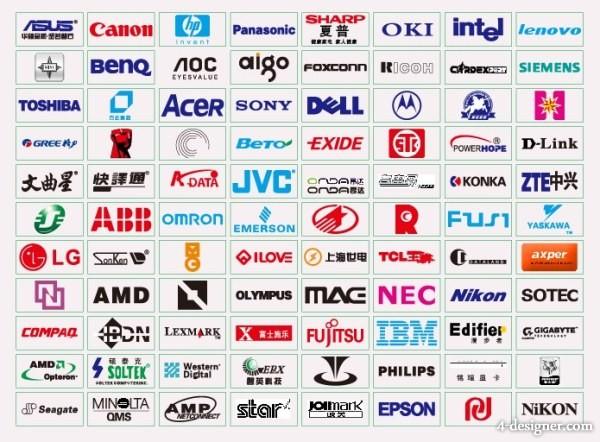 600x442 4 Designer Corporate Logo Vector Material