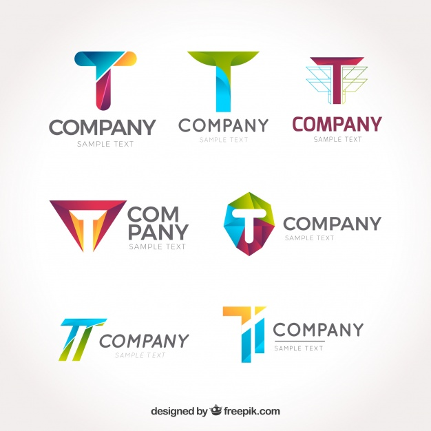 626x626 Corporate Logos Collection Of Letter T Vector Free Download