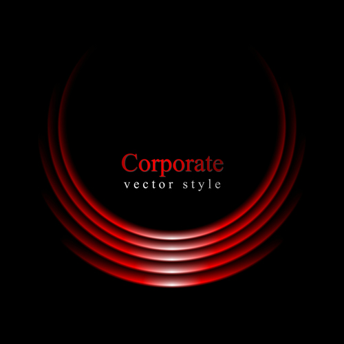 500x500 Red Style Corporate Logo Vector Design Free Download