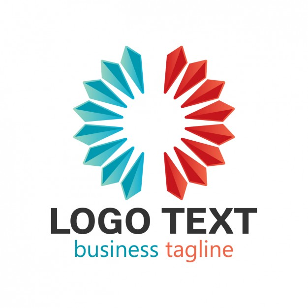 626x626 Abstract Corporate Logo Template Vector Free Download