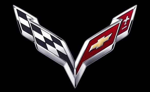 585x360 Official Chevy Introduces 2014 C7 Corvette Emblem Sets January