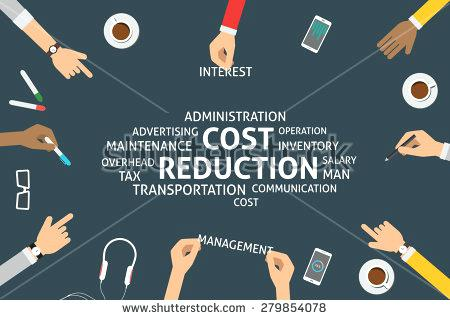450x320 Cost Saving Project Template Vector Cost Reduction Cost Reduction
