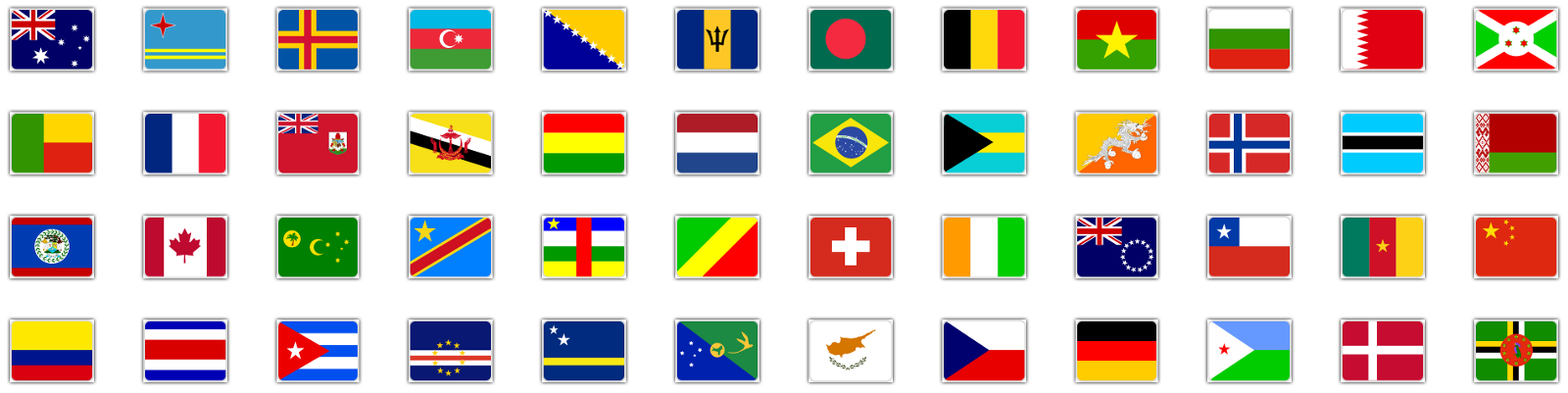 1600x401 High Quality Country Flags In Vector Format Lipis Medium