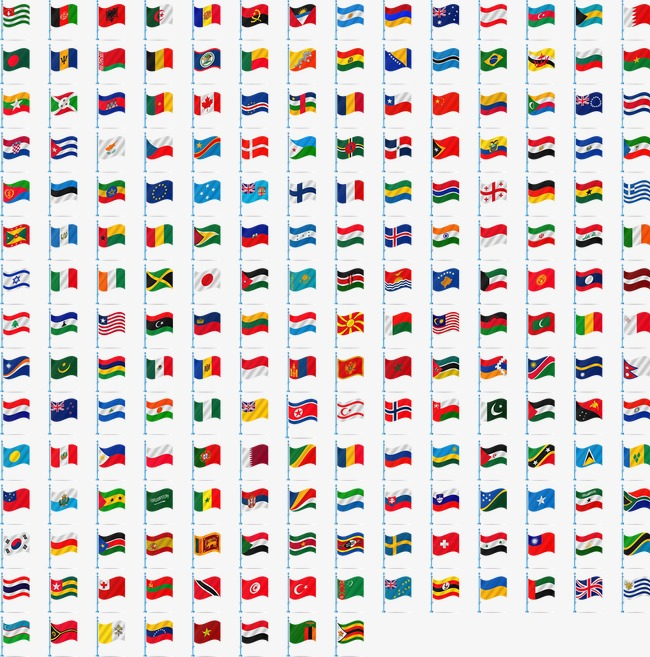650x657 Countries Flags, World, Each Country, Flag Png And Vector For Free