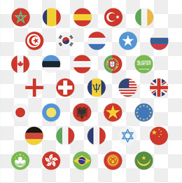 260x261 Country Flags Vector Png, Vectors, Psd, And Clipart For Free