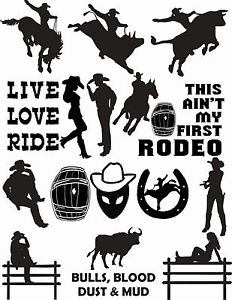 232x300 73 Western Country Cowboy Cowgirl Vector Clipart For Vinyl Cutter