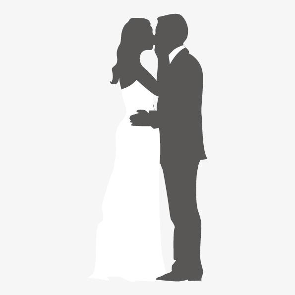 595x595 Vector Abstract Couple Kissing, Abstract Vector, Couple Vector