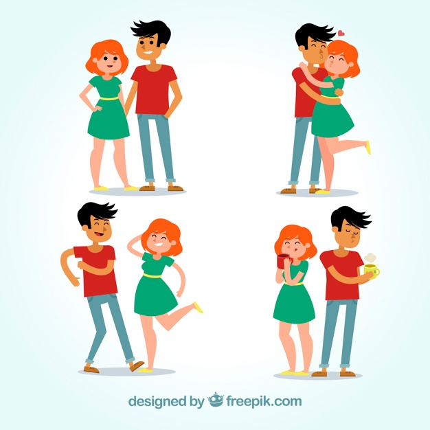 626x626 Kids Couple Vectors, Photos And Psd Files Free Download
