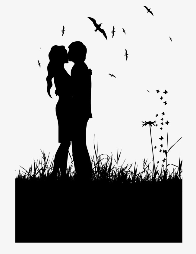 650x841 Couple Vector Material, Lovers, Vector Couple, Character Png And