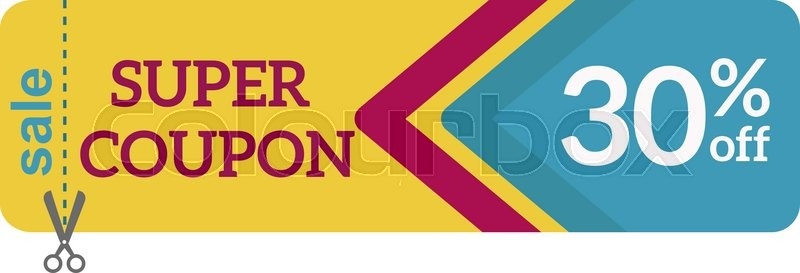 800x273 Gift Coupon Vector Illustration.gift Coupon Template.gift Voucher