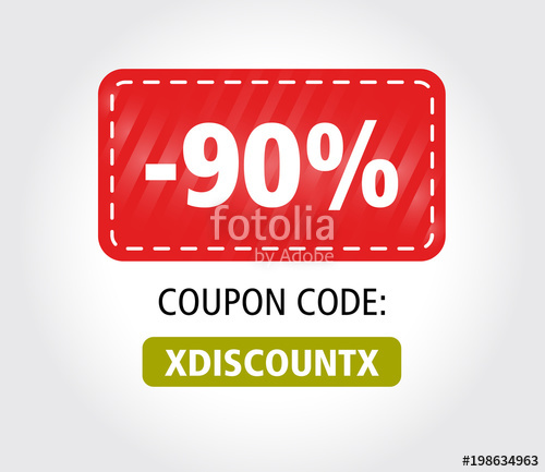 500x433 90 Discount Coupon Vector Stock Image And Royalty Free Vector