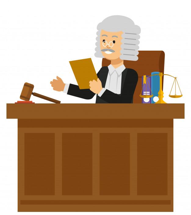 626x705 Judge Read The Law Book