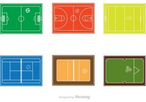 285x200 Sport Court Free Vector Graphic Art Free Download (Found 6,255