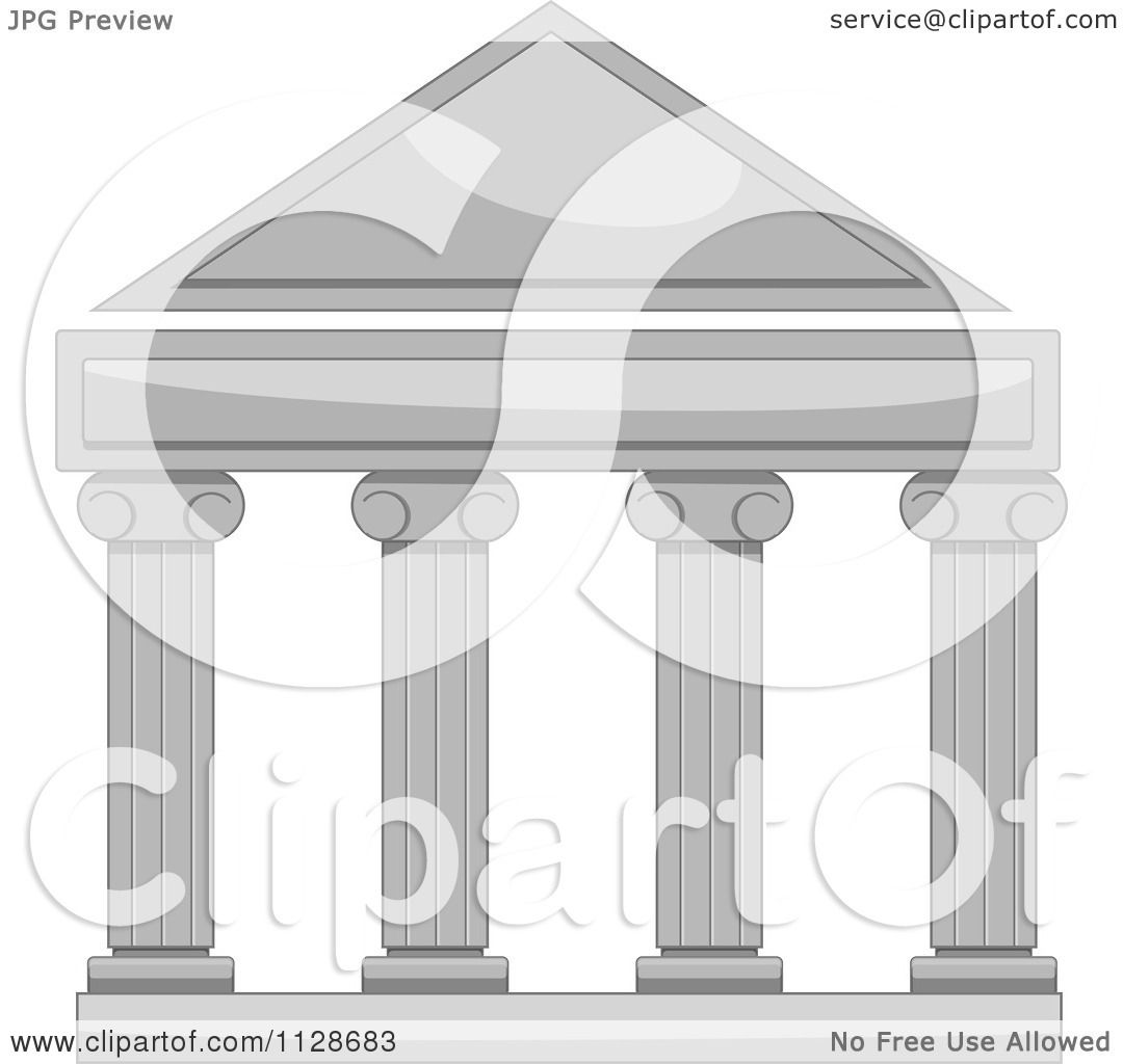 1080x1024 Courthouse Clipart