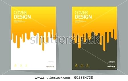 450x286 Book Cover Template Illustrator Annual Report Design Layout