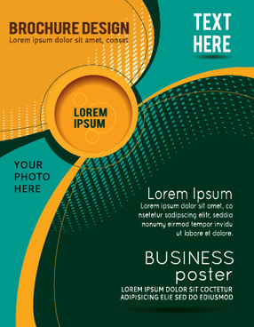 286x368 Brochure Cover Design Free Vector Download (6,295 Free Vector) For