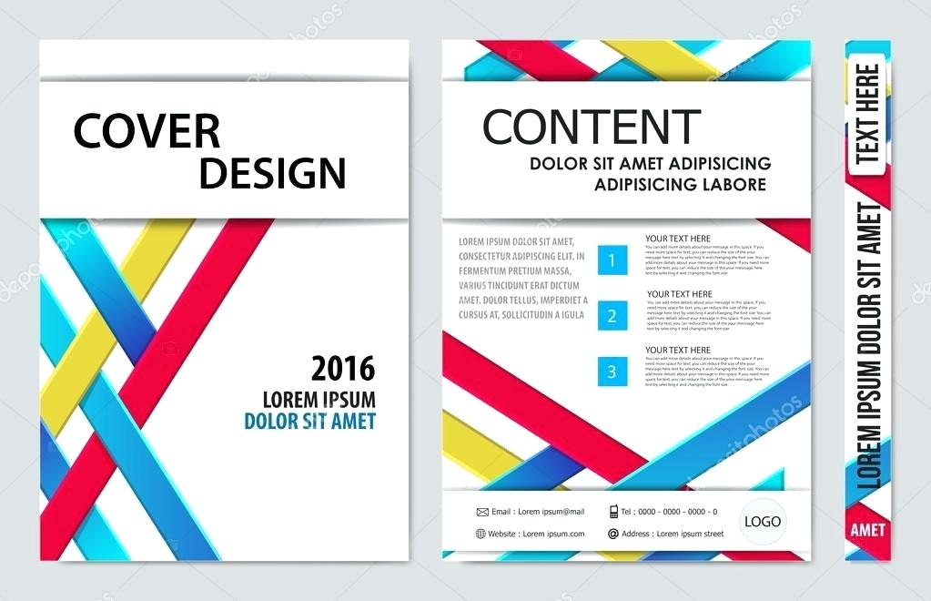1023x660 Cover Book Presentation Report Design Template Background Stock