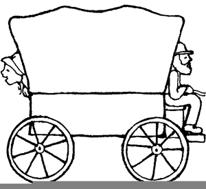 300x274 Lds Covered Wagon Clipart Free Images