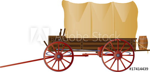 500x241 Covered Wagon