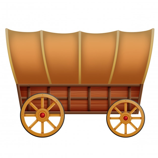 626x626 Covered Wagon Vectors, Photos And Psd Files Free Download