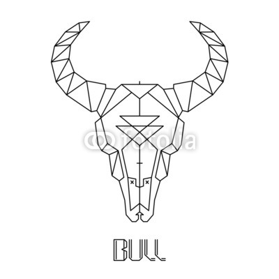 400x400 Bull Skull, Cow Skull Vector Buy Photos Ap Images Detailview