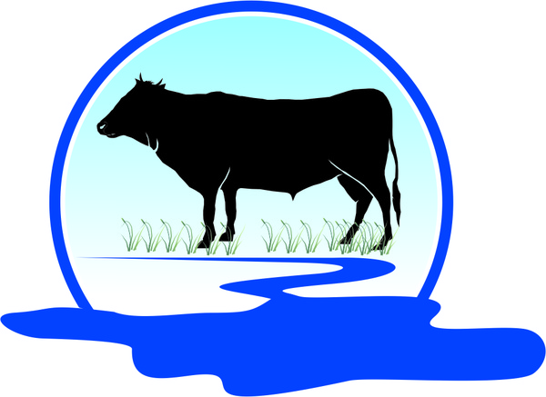 600x437 Cow Vector Free Vector In Coreldraw Cdr ( .cdr ) Vector