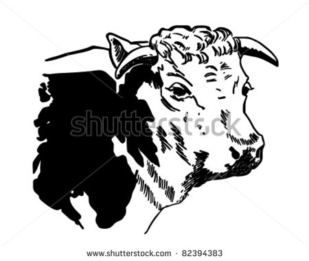 450x380 Hereford Cattle Clip Art Clipart