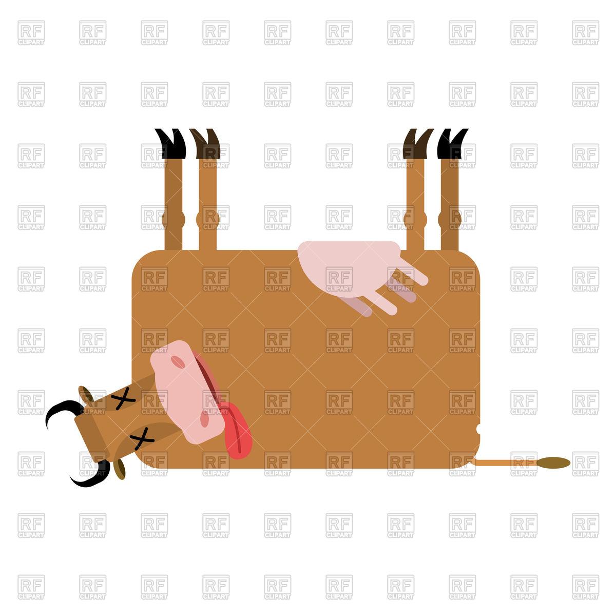 1200x1200 Dead Cow