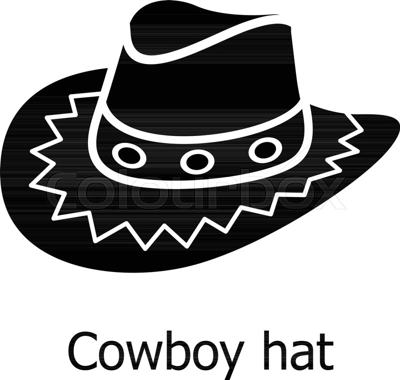 800x760 Cowboy Hat Icon. Simple Illustration Of Cowboy Hat Vector Icon For