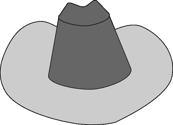 Cowboy Hat Vector Free