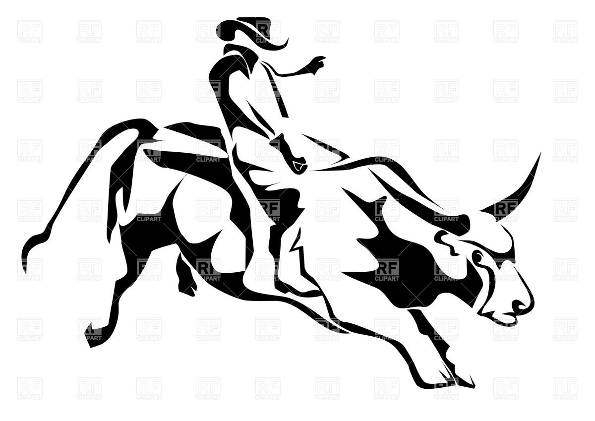 1200x849 Bull Riding
