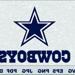 300x300 Dallas Cowboys Svg Dxf Logo Silhouette Studio Cameo Cricut Design