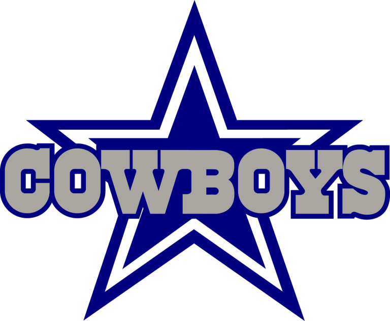 768x631 Dallas Cowboys Star Logos