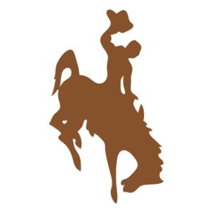 300x300 Wyoming Cowboys Logo, Vector Logo Of Wyoming Cowboys Brand Free