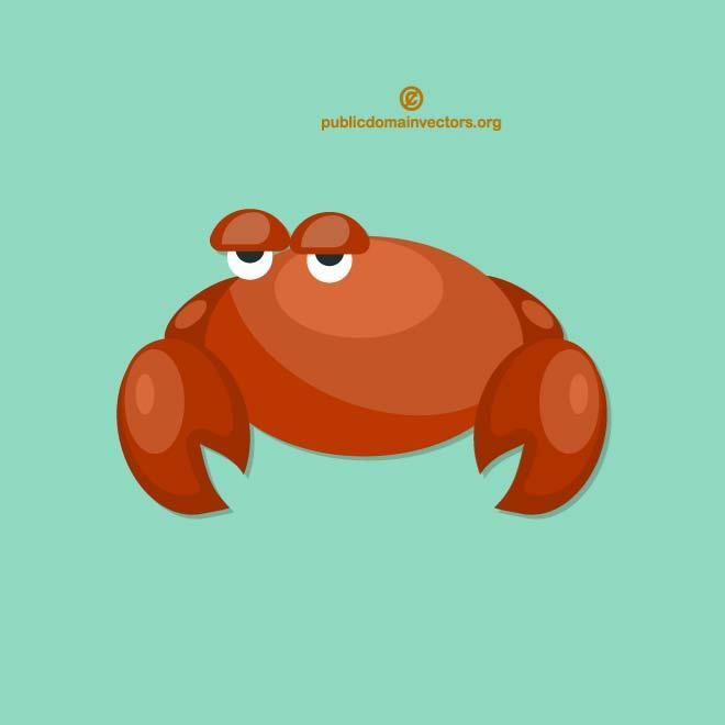 660x660 Crab Vector Clip Art