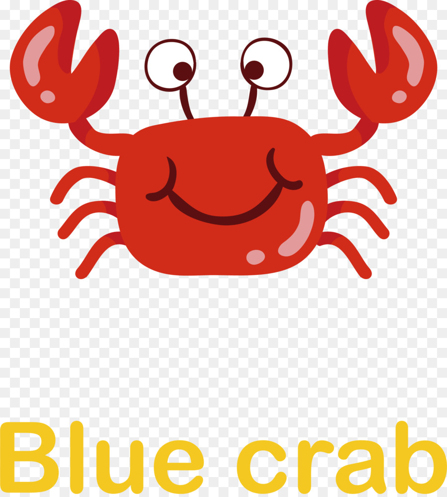 900x1000 Crab Cartoon Clip Art