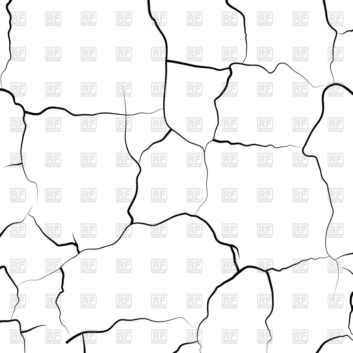 1200x1200 Simple Cracked Grunge Background Vector Image Vector Artwork Of