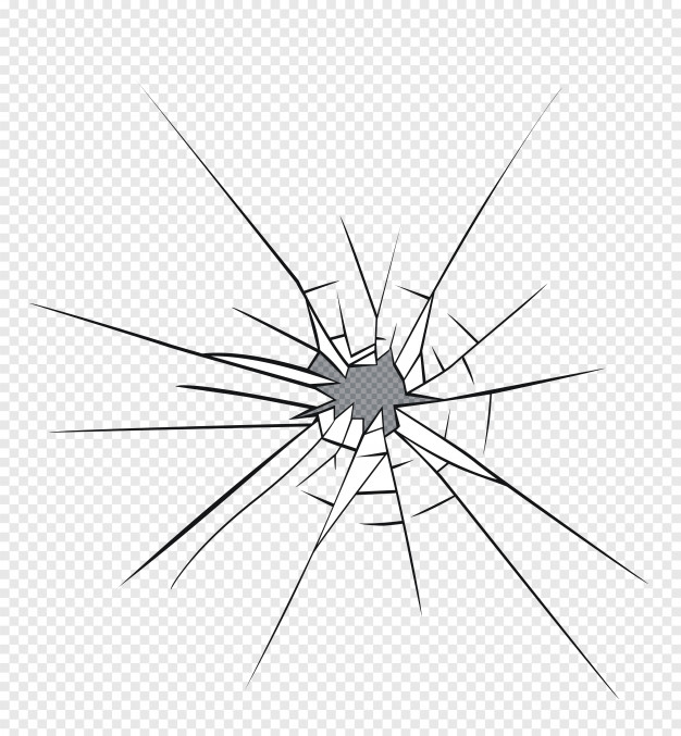626x677 Cracked Glass Vectors, Photos And Psd Files Free Download