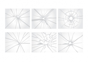 285x200 Cracked Glass Free Vector Graphic Art Free Download (Found 3,314