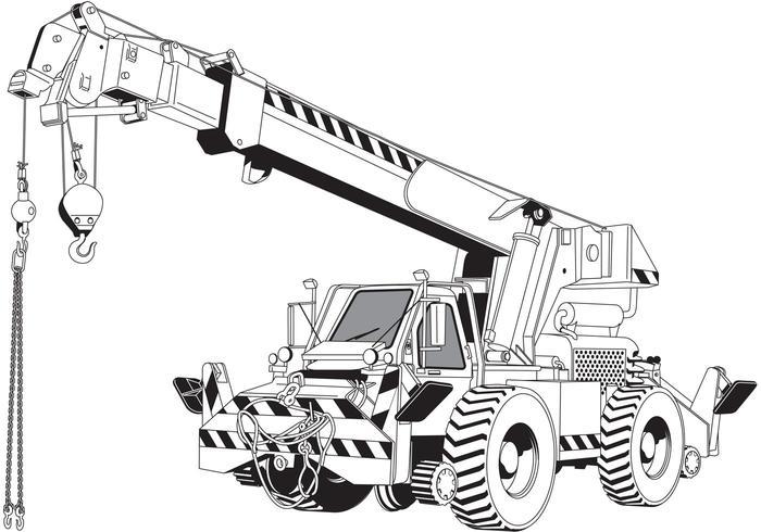 700x490 Free Vector Crane