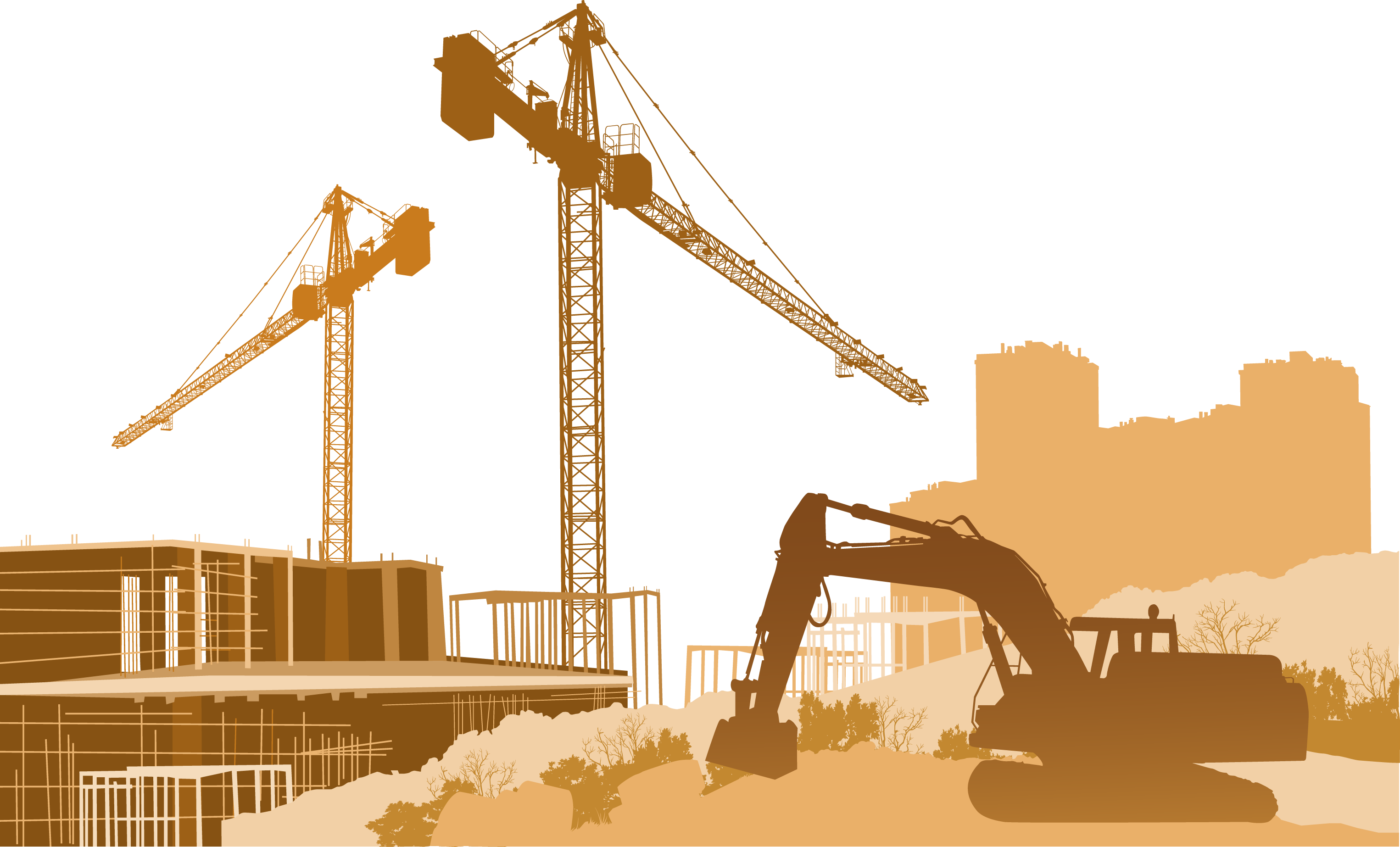 3051x1846 Architectural Engineering Construction Site Safety Crane