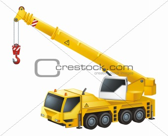 340x275 Image 3913493 Crane Vector From Crestock Stock Photos