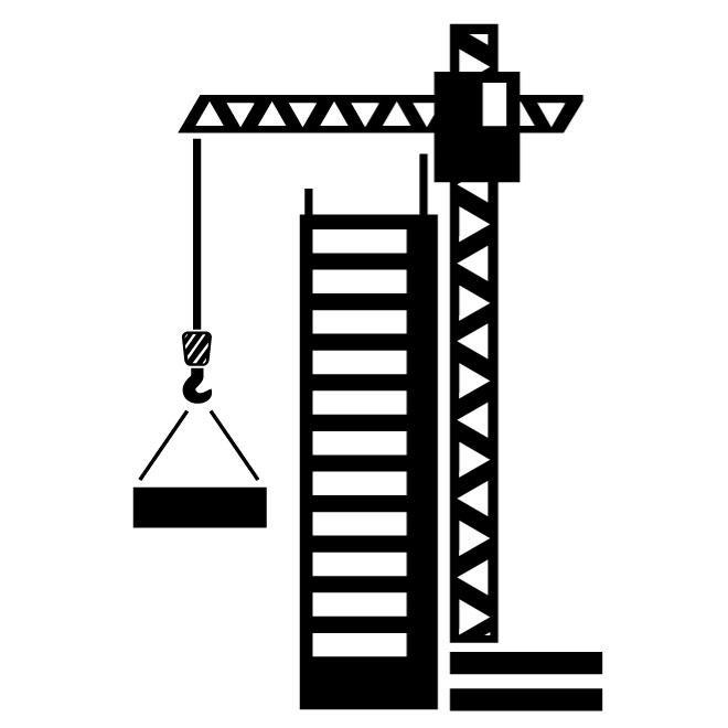 660x660 Crane Vector Icon