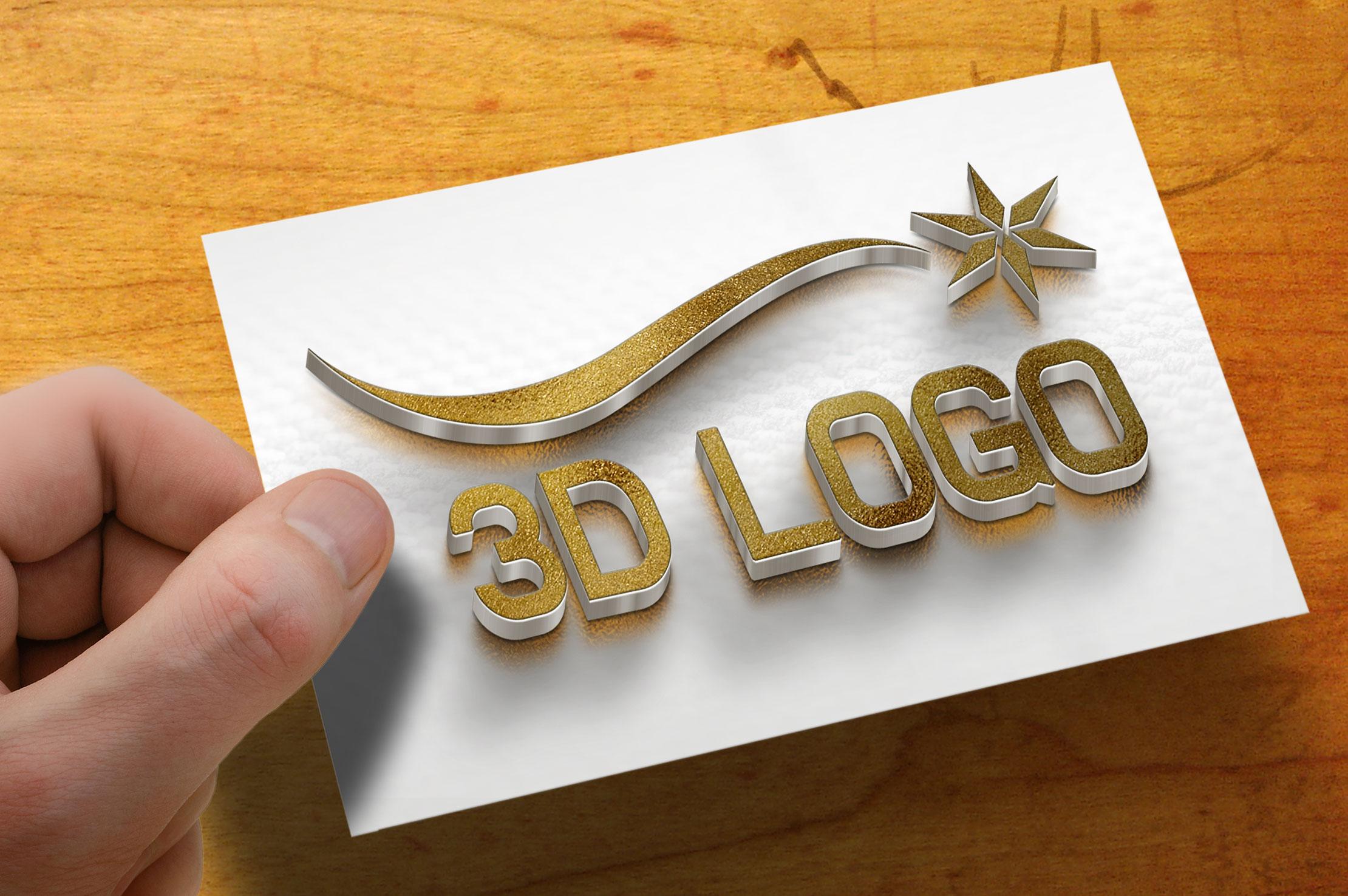 2220x1476 Online Platform Offer Simple 3d Logo Maker For Users To Create 3d