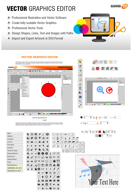 1024x1500 Vector Graphics Editor