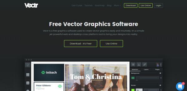 600x294 Vectr Free Online Vector Graphics Editor